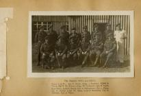 Depot Warrant Officers and NCO'S at...