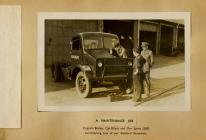 Bedford Truck mechanics, Captain Bailey Cpl...