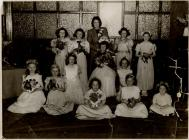 Girls Gildory May Day Celebrations