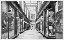 Wyndham Arcade, Cardiff.