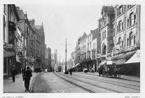 St. Mary's Street, Cardiff.