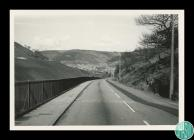 Photographs of Abertillery, 12 March 1977