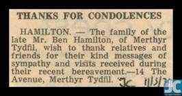 Newspaper clipping from The Jewish Chronicle,...