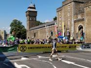 Gwrthryfel Difodiant yng Nghaerdydd, Gorffennaf...