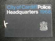 City of Cardiff Police Headquarters 1968