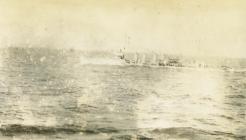 Boat near Holyhead (1918)