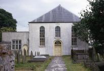 Ramoth chapel, Westgate, Cowbridge 1964