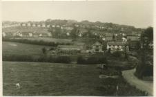 Three fields, Cowbridge 1969