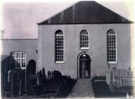 Ramoth chapel,Westgate, Cowbridge ca 1915