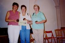 National Sports Day MyW Machynlleth 2001