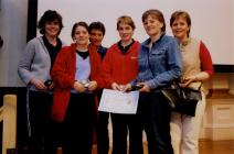 National Sports Day MyW Machynlleth 2002