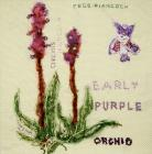 Early-purple Orchid by Zena James