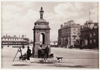 Rhyl, East Parade and Convalescent Home, c.1880
