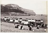 The Beach and Ormes Head, Llandudno c.1880