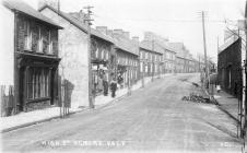 North High Street, Ogmore Vale.