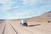 Patagonia, Dyffryn Chubut yn 1972