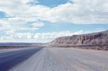 Patagonia, Ffurfiadau ar Greigiau Dyffryn Chubut