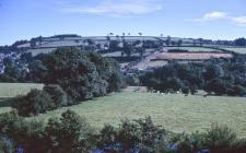 Penlôn, Newcastle Emlyn, in 1972