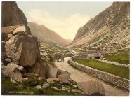 Llanberis Pass c.1890