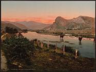 Cadair Idris (Cader Idris), Dyssyni Valley c.1890