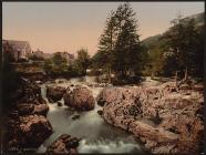 Pont-y-Pair, Betws-y-Coed c.1890