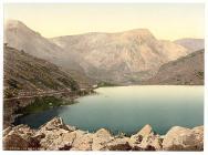 Lake Ogwen, Nant Ffrancon c.1890