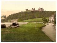 Llansteffan (Llanstephen) Castle, c.1890