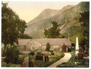 Eglwys St. Peris, Llanberis c.1890