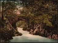 Roman bridge, Bettws-y-Coed, c.1890