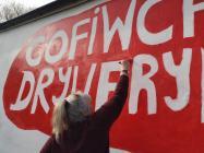 'Cofiwch Dryweryn' mural, St Hilary