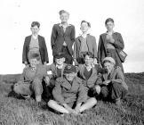 Newcastle Emlyn Coronation Celebrations 1953 -...