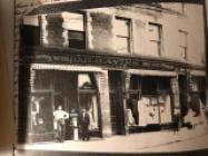 D.H. Davies Dry Goods Storefront