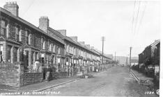 Dunraven Terrace, Ogmore Vale