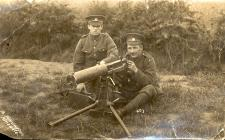 James Llewellyn Davies VC (Seated)