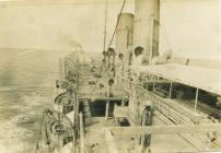 HMS MANTUA (c.1917)