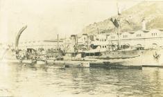 Llyngesan llongau tanfor (1918)