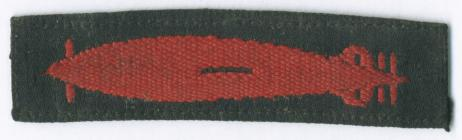 Torpedo badge (c.1918)