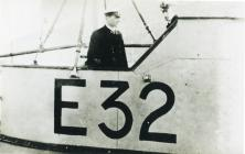 Norman Lloyd-Williams on the E32 (c.1918)