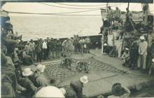 Morwyr ar y dec (c.1918)