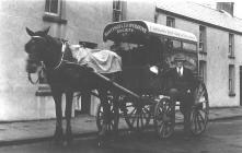 Nantymoel Cooperative Delivery Cart