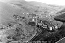 1971 Ogmore Vale Central Washery.