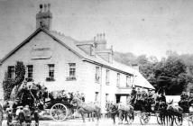 The Angel Hotel, Pontneathvaughan