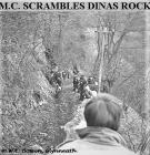Motor Bike scrambling at Dinas Rock,...