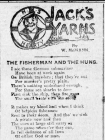 JACK'S YARNS: THE FISHERMAN AND THE HUNS (1915)