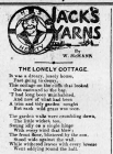 JACK'S YARNS: THE LONELY COTTAGE (1915)