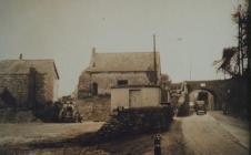 Corbett's Farm and Bridge, Cogan Pill