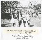 St Anne's School, Millbrook Road.