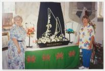 Flower Festival In St Illtud's Church with...
