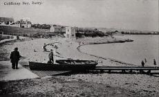 Coldknap Bay, Barry