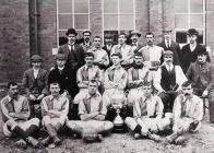 Barry Unionist Football Team